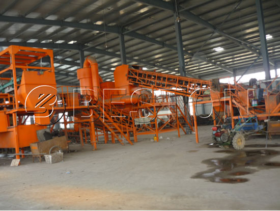 Beston Automatic Waste Sorting System