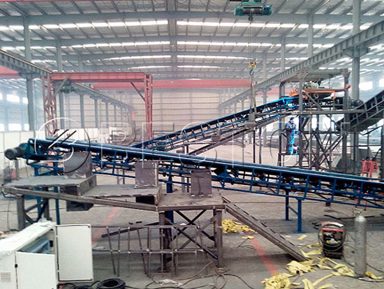 Beston Garbage Recycling Machine for Sale