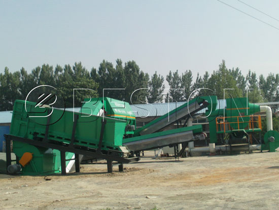 Beston Solid Waste Separation Equipment