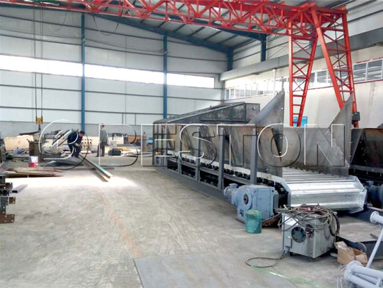 Beston Solid Waste Treatment Plant Design