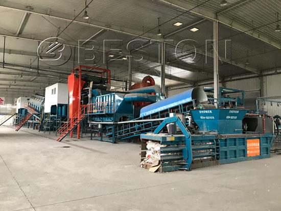 Garbage Processing Plant
