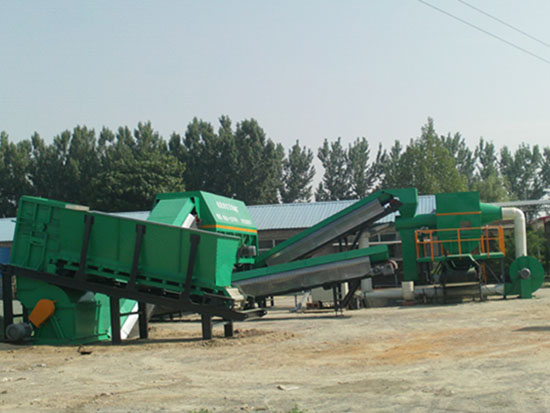 Garbage Sorting System for Sale