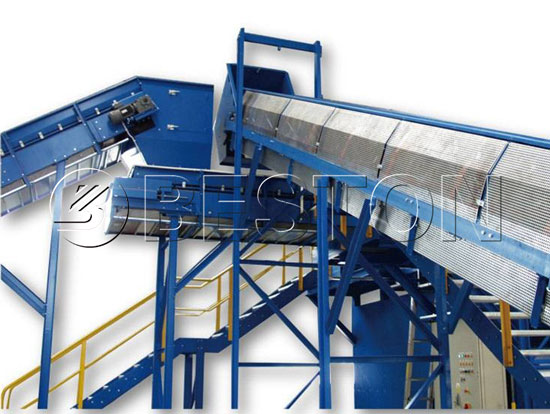 Fully Sealed Belt Conveyor