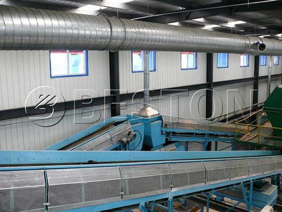 Fully Sealed Conveyor
