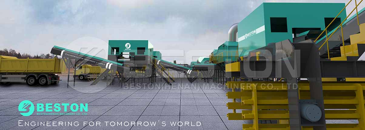 Garbage Recycling Plant Design