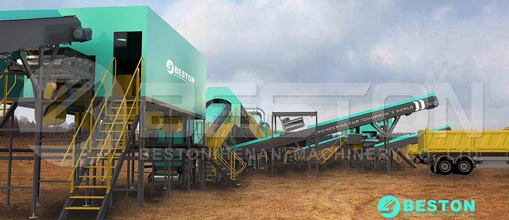 Solid Waste Management Plant Design