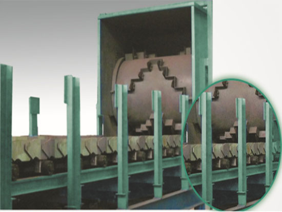 Uniform Distributing Machine