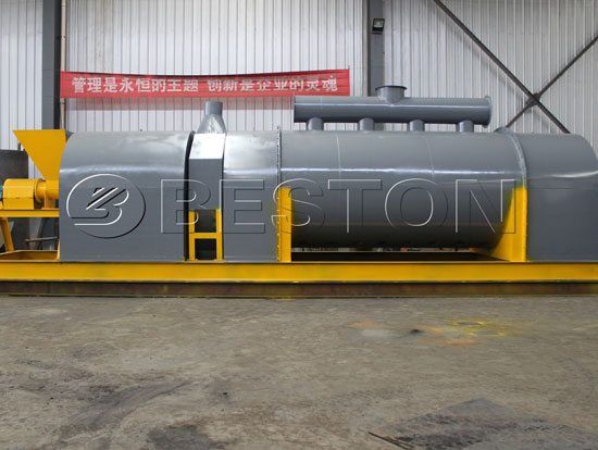 Carbonization Furnace of Wood Pyrolysis Plant