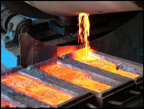Charcoal Used in Industrial Smelting