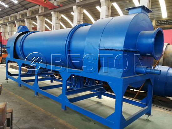 Beston Biomass Cargbonization Plant