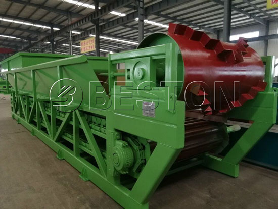 Beston Municipal Solid-Waste Sorting Machine