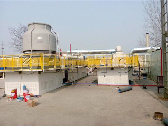 Plastic Waste Pyrolysis Equipment