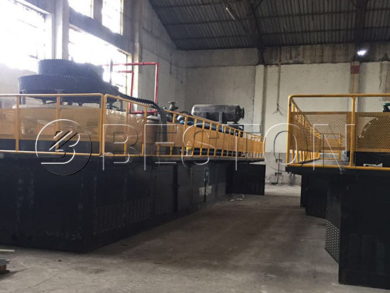 Plastic Oil Conversion Machine to South Africa