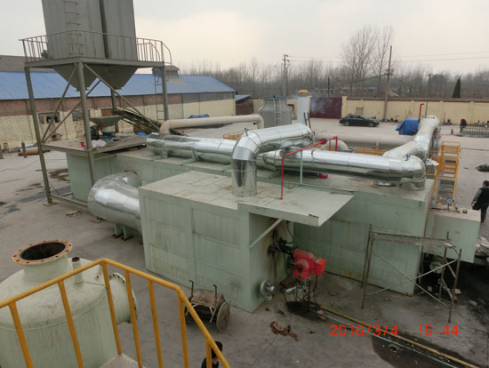 Waste Plastic to Oil Equipment for Sale