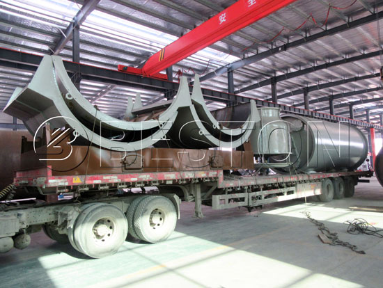 BLJ 06 Pyrolysis Plant in UAE