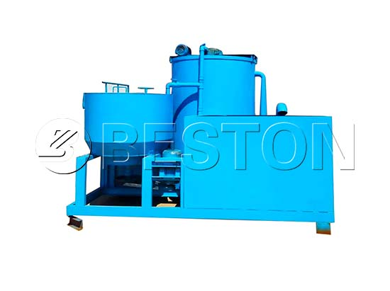 Integrated Pulping System for egg tray machine