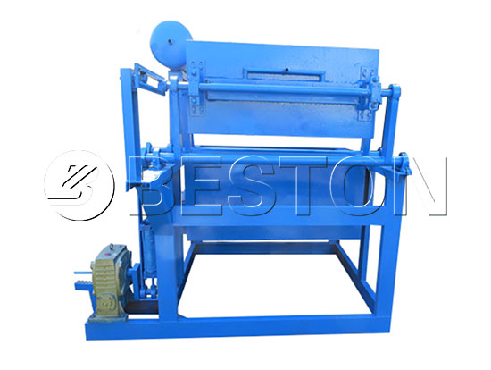 Semi-automatic Egg Tray Machine