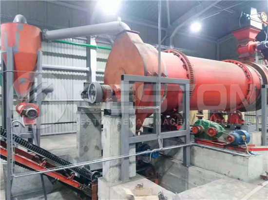 Biomass Carbonization Plant in Ukraine