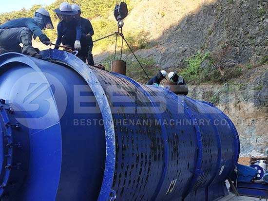 Pyrolysis Plant Cost in Korea