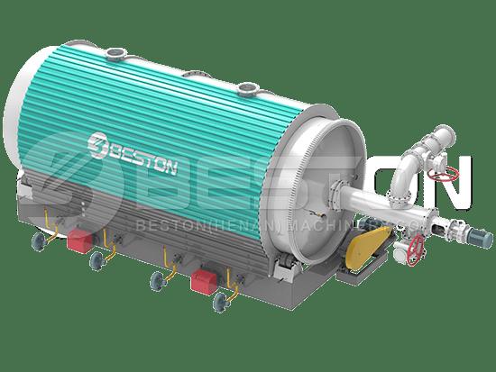 Pyrolysis Reactor Design