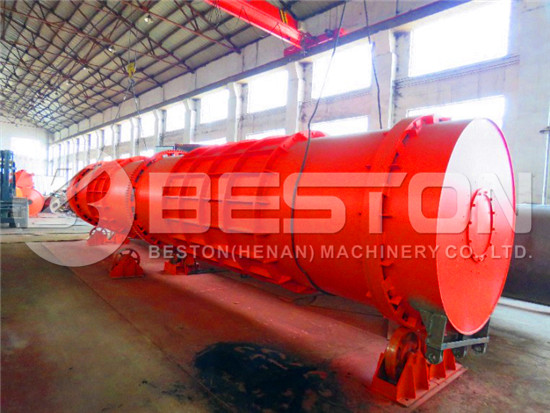 Rice Husk Charcoal Making Machine for Sale