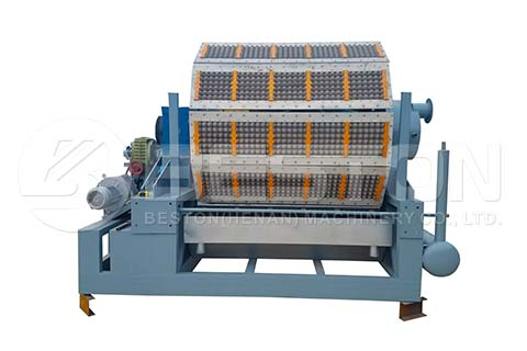 BTF-12 Egg Tray Making Machine