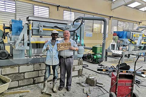 Engineer in Dominica
