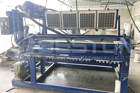 Egg Tray Making Machine in the Philippines