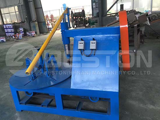 Tire Cutting Machine to Indonesia