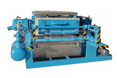 BTF-4 Egg Tray Machine