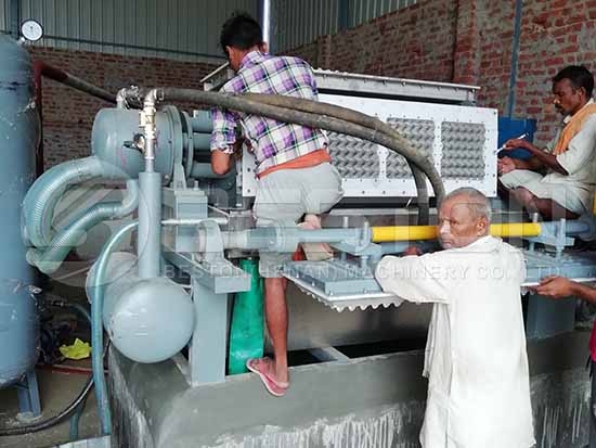 Egg Tray Manufacturing Project Report In India