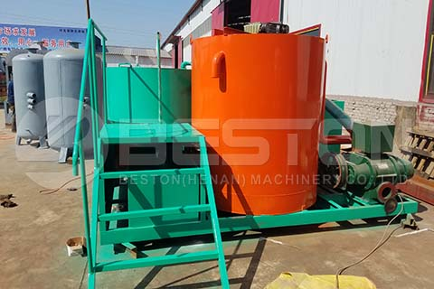 Integrated Pulp Making System