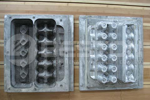 12-hole Egg Carton Molds