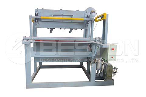 BTF-1 Egg Tray Machine