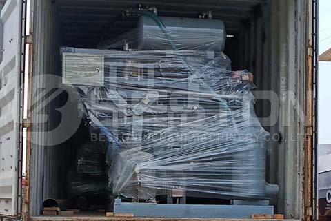 Egg Carton Machine to Botswana